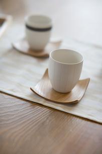 湯のみ茶碗の写真素材 [FYI02356452]