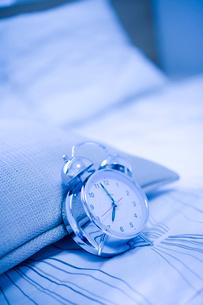 目覚まし時計の写真素材 [FYI02356492]