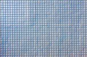 ブールータイルの外壁の写真素材 [FYI02356651]
