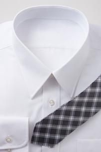 ワイシャツとネクタイの写真素材 [FYI02356867]