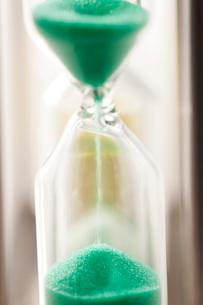 砂時計の写真素材 [FYI02356950]