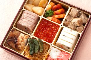 おせち料理の写真素材 [FYI02357017]