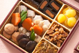 おせち料理の写真素材 [FYI02357072]