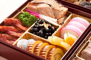 おせち料理の写真素材 [FYI02357106]