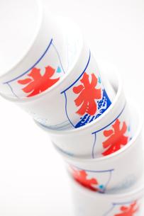かき氷のカップの写真素材 [FYI02357139]