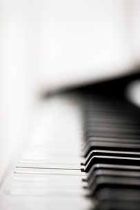 鍵盤の写真素材 [FYI02357249]