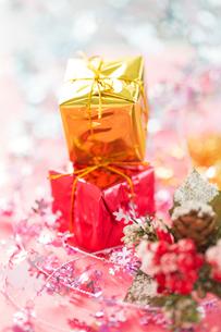 クリスマスイメージの写真素材 [FYI02357507]