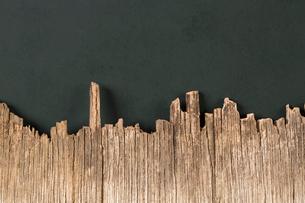 古い木の板の写真素材 [FYI02357549]