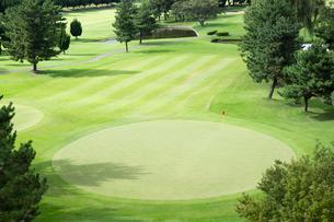 ゴルフ場の写真素材 [FYI02357772]