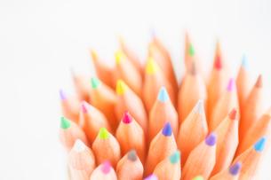 色鉛筆の写真素材 [FYI02358126]