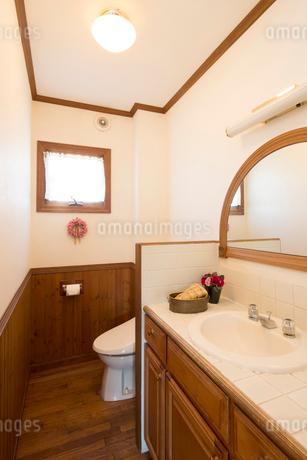 トイレと洗面の写真素材 [FYI02358214]