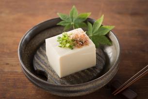 豆腐の写真素材 [FYI02358341]