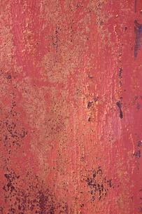 錆びた鉄の扉の写真素材 [FYI02358472]