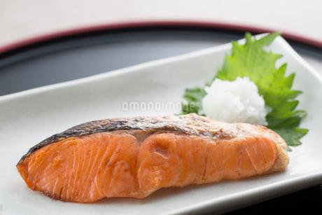 焼鮭の写真素材 [FYI02358491]