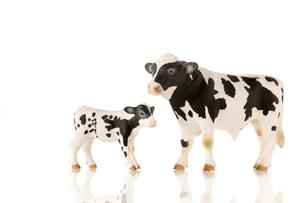 牛のミニチュアの写真素材 [FYI02358508]