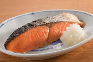 鮭の写真素材 [FYI02358685]