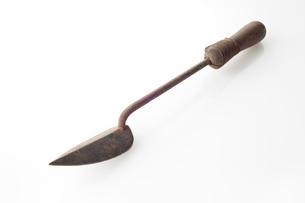 明治時代の炭火コテの写真素材 [FYI02358973]