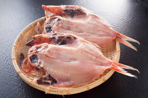 金目鯛の干物の写真素材 [FYI02359091]