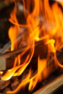 炎の写真素材 [FYI02359420]