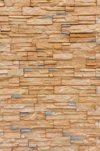 石の壁の写真素材 [FYI02359547]