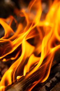 炎の写真素材 [FYI02359549]