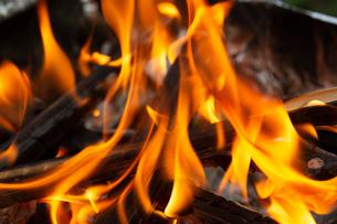 炎の写真素材 [FYI02359559]