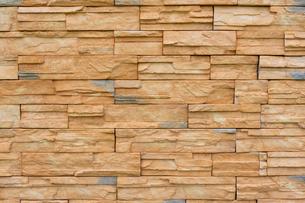石の壁の写真素材 [FYI02359587]