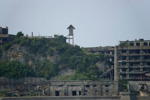 軍艦島の写真素材 [FYI02359985]