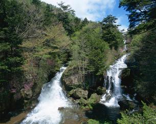 竜頭の滝の写真素材 [FYI02360814]