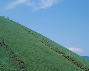 大室山リフトの写真素材 [FYI02362171]