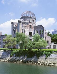 原爆ドームの写真素材 [FYI02362592]