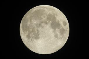 満月の写真素材 [FYI02362820]