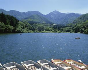 大源太湖の写真素材 [FYI02362922]
