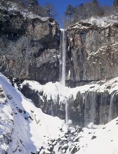華厳の滝の写真素材 [FYI02362980]
