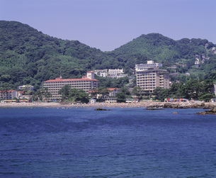 今井浜海水浴場の写真素材 [FYI02363055]