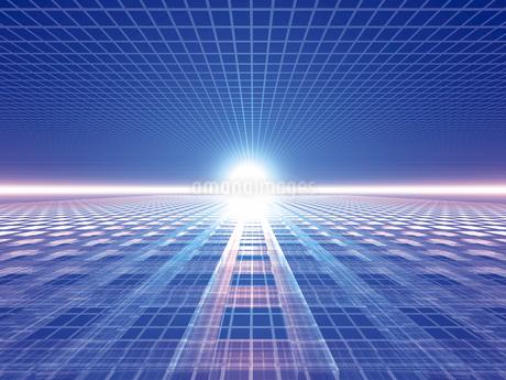 コンピュータグラフィックスの写真素材 [FYI02363210]