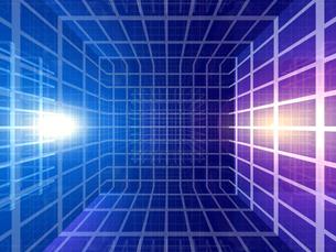 コンピューターグラフィックスの写真素材 [FYI02363300]