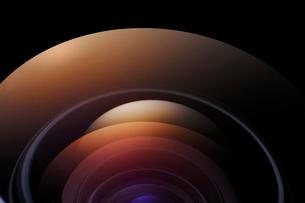 カメラレンズ クローズアップ イメージの写真素材 [FYI02363739]