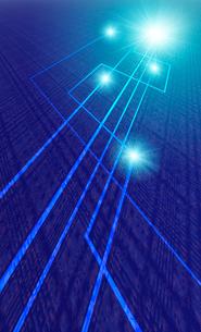 光通信ネットワークの写真素材 [FYI02363843]