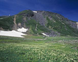 乗鞍岳の写真素材 [FYI02363968]