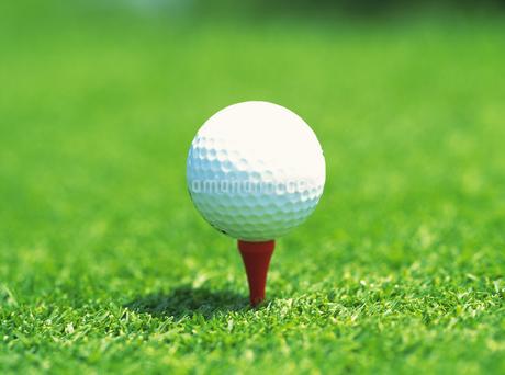 ゴルフボールの写真素材 [FYI02365025]