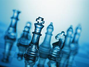 チェスイメージの写真素材 [FYI02365746]