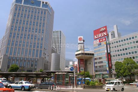 横浜駅 西口の写真素材 [FYI02366258]