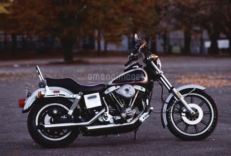 オートバイの写真素材 [FYI02366271]