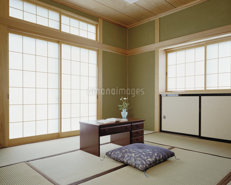 和室の写真素材 [FYI02366295]
