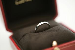 指輪の写真素材 [FYI02366477]