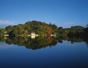 松原湖の写真素材 [FYI02366777]