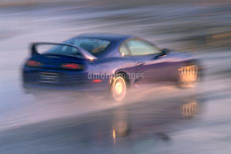 自動車テストコースの写真素材 [FYI02367149]