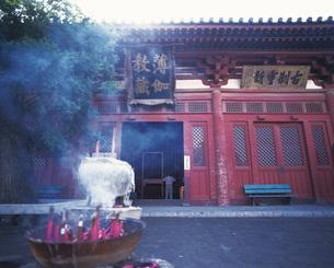 下華厳寺 薄伽教蔵殿の写真素材 [FYI02368740]