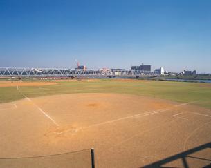 野球のグラウンドの写真素材 [FYI02368975]